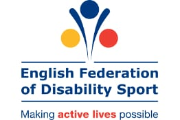English Federation of Disability Sport (EFDS) Logo