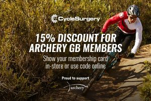Archery GB Membership Benefits at Cycle Surgery