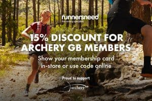 Archery GB Membership Benefits at Runnersneed