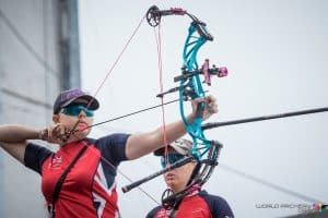 Izzy Carpenter Archery GB
