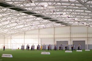 Archery GB at St George's Park 2021