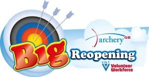 Logo of the Big Reopening
